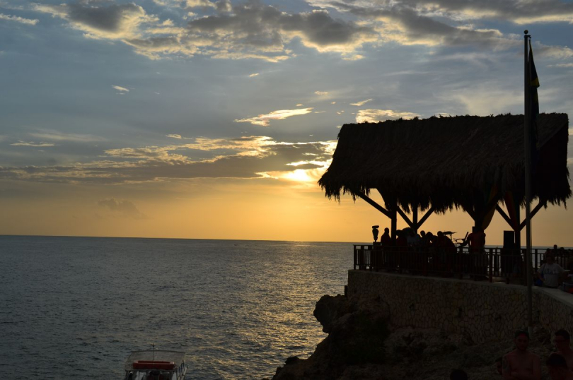 Reistips Jamaica Rick's Cafe Negril