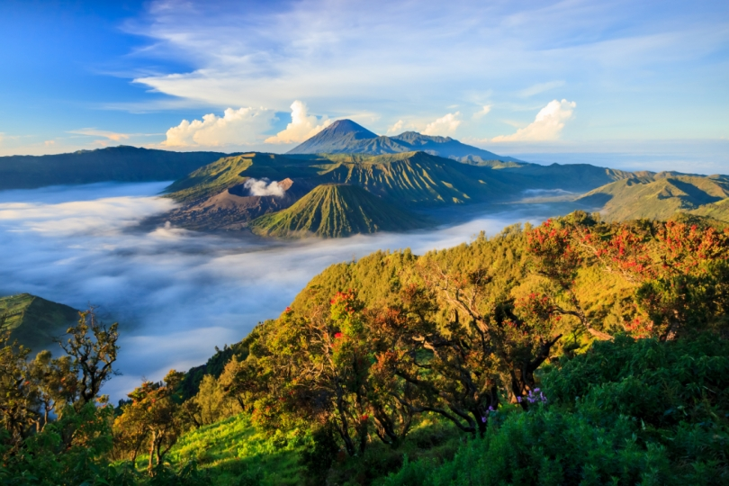 Rondreis Indonesië Bromo vulkaan