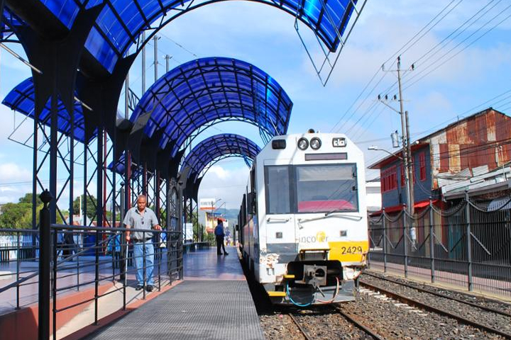 Excursies Costa Rica Cartago trein