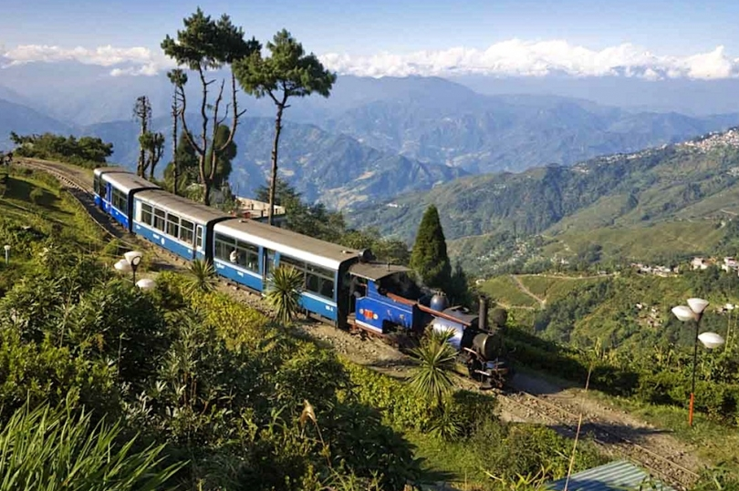 NO-India, Sikkim, Darjeeling excursies