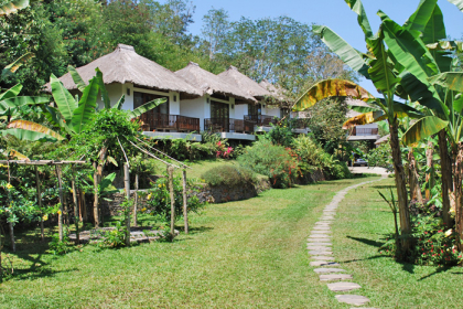Hotels Flores Indonesie - Ecolodge