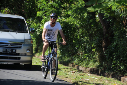 Excursies in Indonesië - Lombok Fietstour