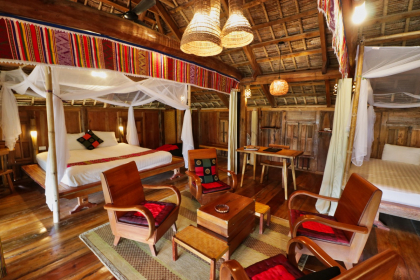 Hotels in Vietnam - Ecolodge