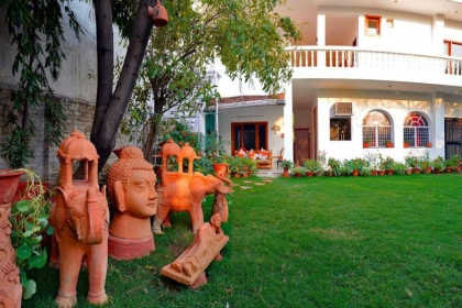 Rondreis India homestay Agra