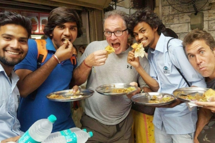 Rondreis India excursies Mumbai streetfood