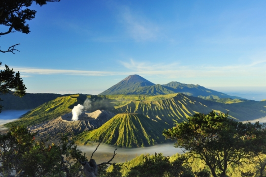 Indonesië Java Bromo
